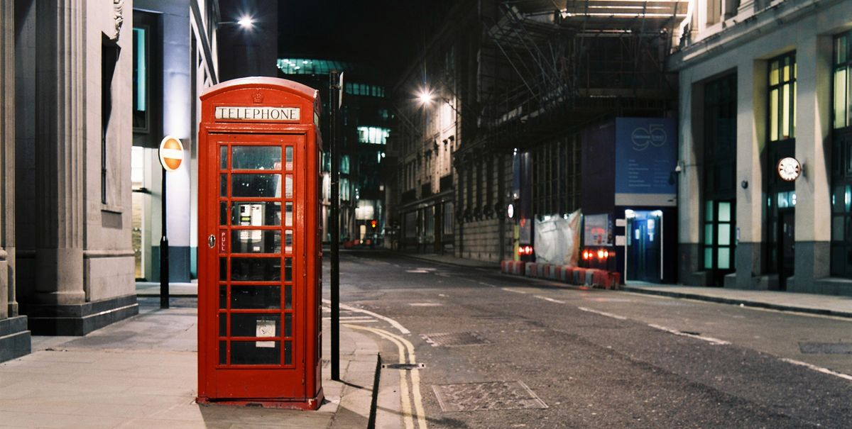 I Had Sex in a London Telephone Booth